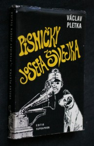 náhled knihy - Písničky Josefa Švejka