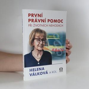 náhled knihy - První právní pomoc při životních nehodách