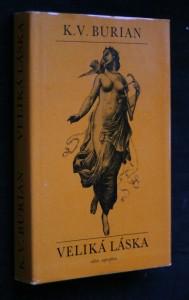 náhled knihy - Veliká láska : rapsódie o životě Bedřicha Smetany