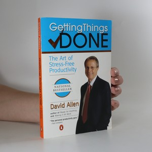 náhled knihy - Getting things done. The art of stress-free productivity.