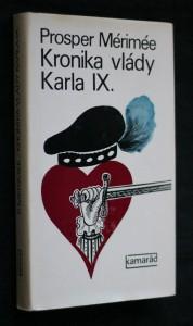 náhled knihy - Kronika vlády Karla IX.