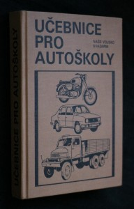 náhled knihy - Učebnice pro autoškoly