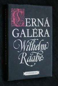 náhled knihy - Černá galéra