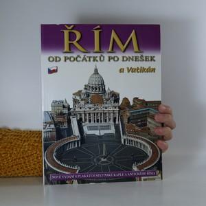 náhled knihy - Řím od počátků po dnešek a Vatikán