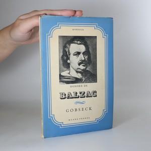 náhled knihy - Gobseck