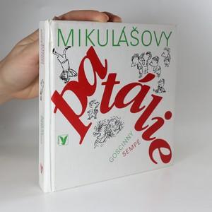 náhled knihy - Mikulášovy patálie