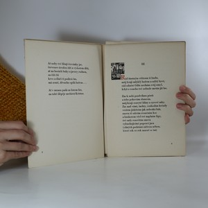 antikvární kniha Nad Slezskými písněmi (výtisk č. 178), 1947