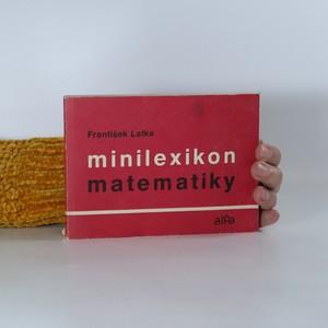 náhled knihy - Minilexikon matematiky
