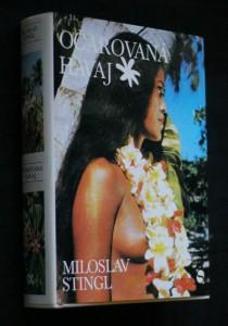 náhled knihy - Očarovaná Havaj