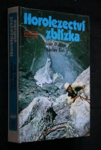 náhled knihy - Horolezectví zblízka