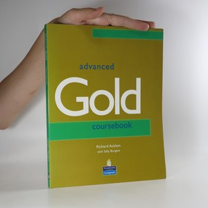 náhled knihy - Advanced Gold. Coursebook.