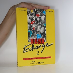 náhled knihy - Libre Echange 2. Méthode de francais.