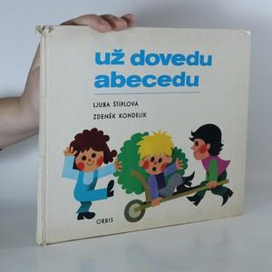 náhled knihy - Už dovedu abecedu
