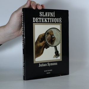 náhled knihy - Slavní detektivové