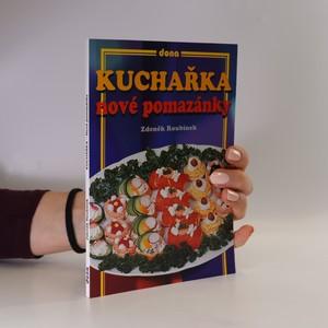náhled knihy - Kuchařka - nové pomazánky