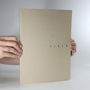 náhled knihy - Václav Fiala. Kresby/sochy. (s věnováním autora)