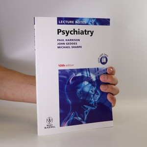 náhled knihy - Lecture notes. Psychiatry