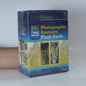náhled knihy - Rohen's photographic anatomy flash cards