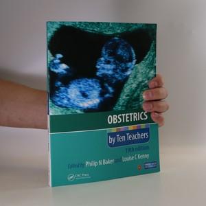 náhled knihy - Obstetrics by Ten Teachers