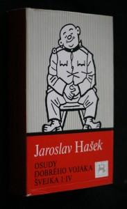 náhled knihy - Osudy dobrého vojáka Švejka. I-IV