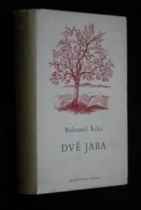 náhled knihy - Dvě jara