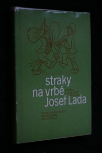 náhled knihy - Straky na vrbě