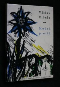 náhled knihy - Modrá protěž