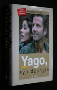 náhled knihy - Yago, syn džungle 1.-2. díl