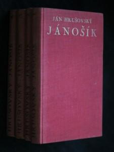 náhled knihy - Jánošík, 1.-4. díl
