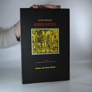 náhled knihy - Orbis pictus, aneb Doplňky k Jana Amosa Komenského Světu v obrazích