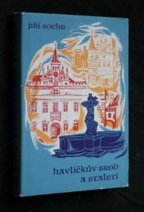 náhled knihy - Havlíčkův Brod a staletí