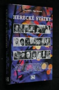 náhled knihy - Herecké svátky