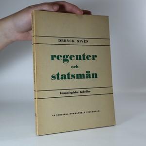 náhled knihy - Regenter och statsmän