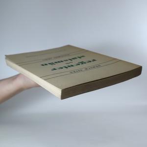 antikvární kniha Regenter och statsmän, neuveden