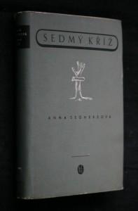 náhled knihy - Sedmý kříž