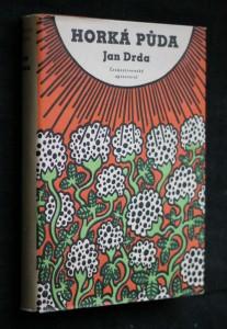 náhled knihy - Horká půda