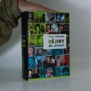 náhled knihy - Dějiny dvacátého století
