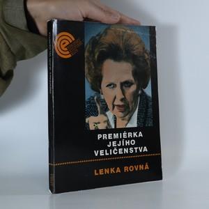 náhled knihy - Premiérka Jejího Veličenstva