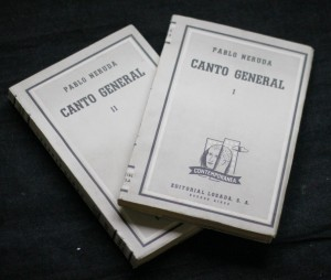 náhled knihy - Canto general, 1.-2. díl