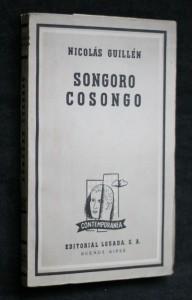 náhled knihy - Songoro cosongo