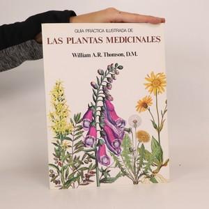 náhled knihy - Guía práctica ilustrada de las plantas medicinales. (Ilustrovaný praktický průvodce léčivými rostlinami)