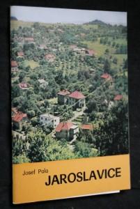náhled knihy - Jaroslavice : 1588-1988