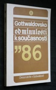náhled knihy - Gottwaldovsko od minulosti k současnosti