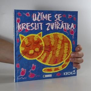 náhled knihy - Učíme se kreslit zvířátka