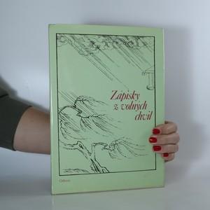 náhled knihy - Zápisky z volných chvil