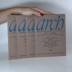 náhled knihy - Měsíčník Arch 1.-4. díl, ročník 1969 (4 svazky)