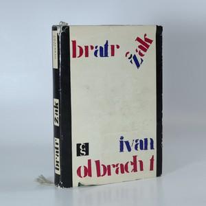 náhled knihy - Bratr Žak