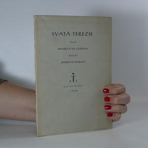 náhled knihy - Svatá Terezie