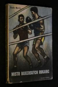 náhled knihy - Mistr boxerských rukavic