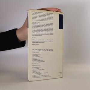 antikvární kniha Epištoly k nesmělým milencům, 1969